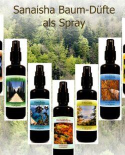 Sprays von Duftlisa