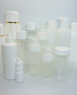 Flaschen aus Kunstoff