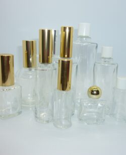 Parfümflaschen, Zerstäuber